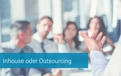 B2B Telemarketing: Inhouse oder Outsourcing?