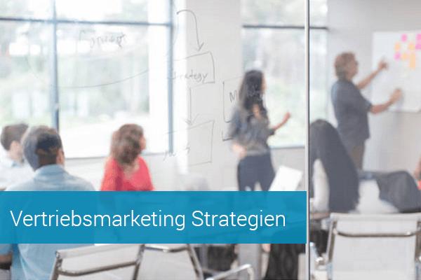 Vertriebsmarketing Strategien und Herausforderungen