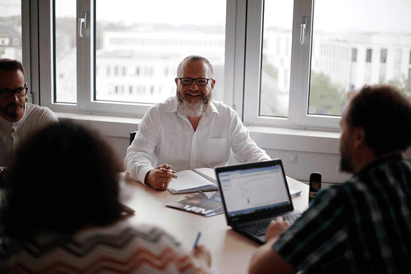 Andreas Meeß - triveo Insights