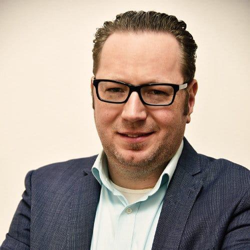 Sascha Vorderstemann - CEO eliomedia